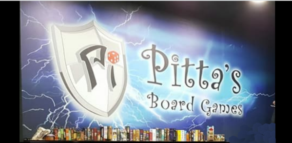 Pitta's Board Games